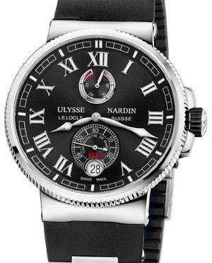 1183-126-3/42 Ulysse Nardin Marine Chronometer