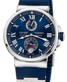 Часы Ulysse Nardin Marine Chronometer Manufacture 43mm