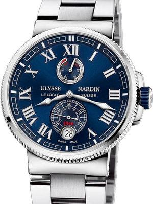 1183-126-7M/43 Ulysse Nardin Marine Chronometer