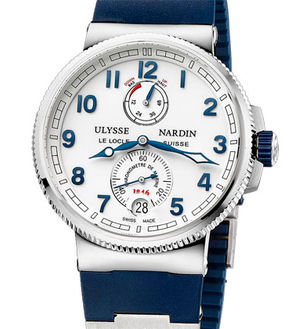 1183-126-3/60 Ulysse Nardin Marine Chronometer
