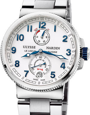 1183-126-7M/60 Ulysse Nardin Marine Chronometer