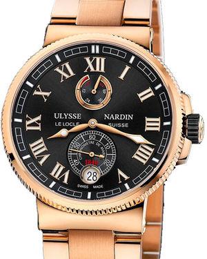 1186-126-8M/42 Ulysse Nardin Marine Chronometer