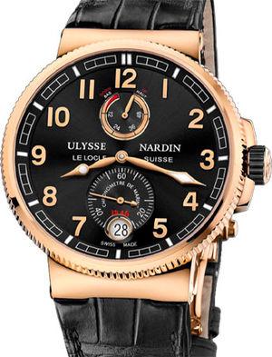 1186-126/62 Ulysse Nardin Marine Chronometer