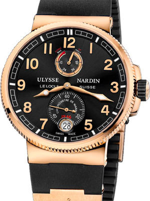 1186-126-3/62 Ulysse Nardin Marine Chronometer