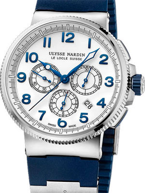 1503-150-3/60 Ulysse Nardin Marine Chronograph