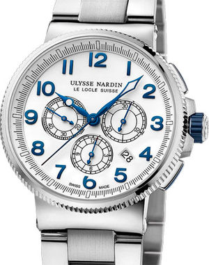 1503-150-7M/60 Ulysse Nardin Marine Chronograph
