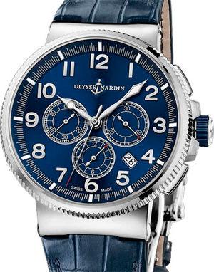 1503-150/63 Ulysse Nardin Marine Chronograph