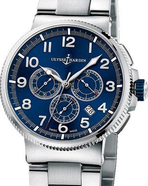 1503-150-7M/63 Ulysse Nardin Marine Chronograph