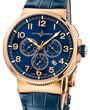 Ulysse Nardin Marine Chronograph 1506-150/63