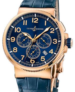 1506-150/63 Ulysse Nardin Marine Chronograph