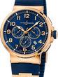 Ulysse Nardin Marine Chronograph 1506-150-3/63