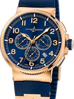 1506-150-3/63 Ulysse Nardin Marine Chronograph