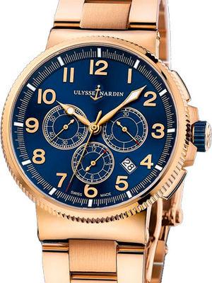 1506-150-8M/63 Ulysse Nardin Marine Chronograph