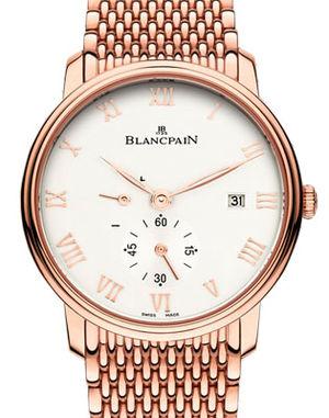 Blancpain Villeret Ultra-Slim 6606-3642-MMB