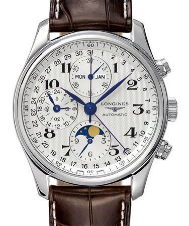 L2.773.4.78.3 Longines Master Collection