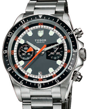 70330N steel Tudor Heritage