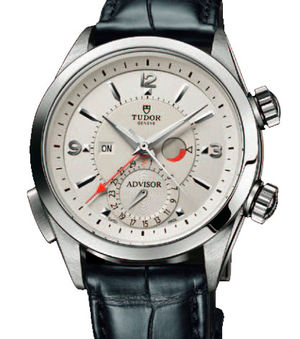 79620T alligator leather strap Tudor Heritage
