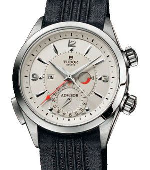 79620T Additional fabric strap Tudor Heritage