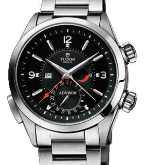 Tudor Heritage 79620TN Steel bracelet