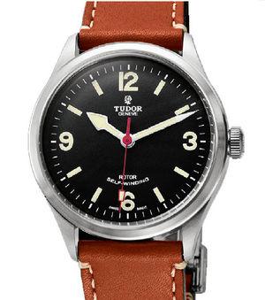 Tudor Heritage 79910 leather strap