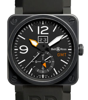BR 03-51 GMT Carbon Bell & Ross BR 03-51 GMT