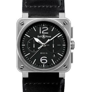 Bell & Ross BR 03-94 Chronograph BR 03-94 Steel
