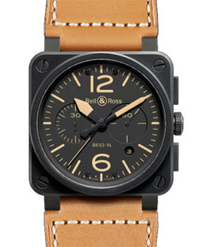 BR 03-94 Heritage Bell & Ross BR 03-94 Chronograph