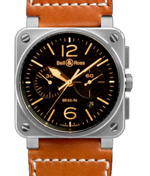 Bell & Ross BR 03-94 Chronograph BR 03-94 Golden Heritage