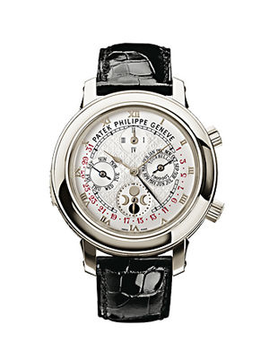 5002 P-001 Patek Philippe Grand Complications