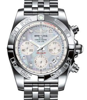 ab014012/g712-ss Breitling Chronomat 41
