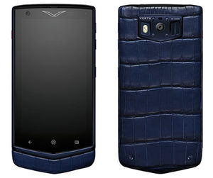 Constellation Android Pure Navy Alligator Vertu Constellation Android