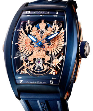 Cvstos Limited Edition Challenge Eagle of Russia Tourbillon