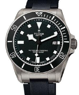25500TN rubber strap Tudor Pelagos