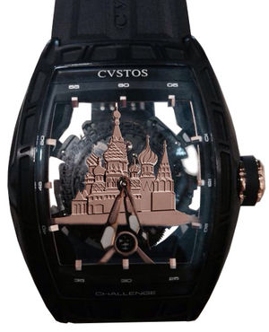Challenge Cathedral of St. Vasily the Blessed Cvstos Limited Edition