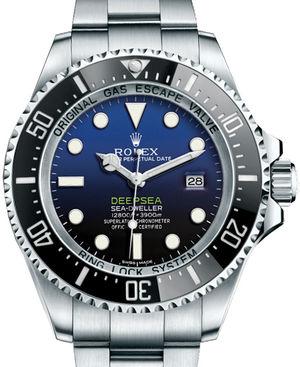 116660 D-Blue Rolex Sea-Dweller