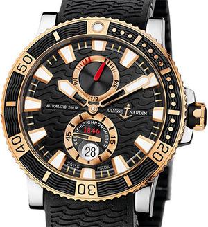 265-90-3c/92 Ulysse Nardin Diver