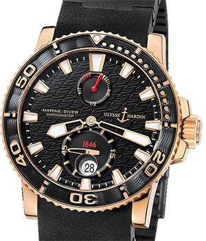266-33-3C/922 Ulysse Nardin Diver
