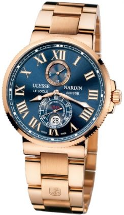 266-67-8M/43 Ulysse Nardin Maxi Marine Chronometer 43