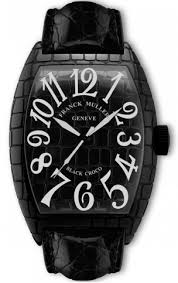 8880 SC BLACK CROCO Franck Muller Croco Collection