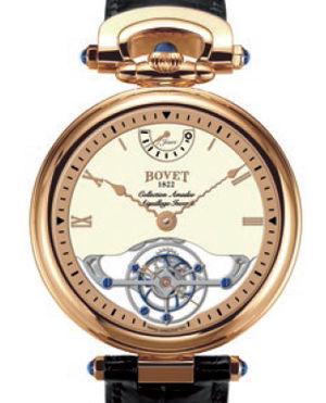 Bovet Fleurier Amadeo Grand Complications AIF0T003