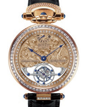AIF0T005-SD1235 Bovet Fleurier Amadeo Grand Complications