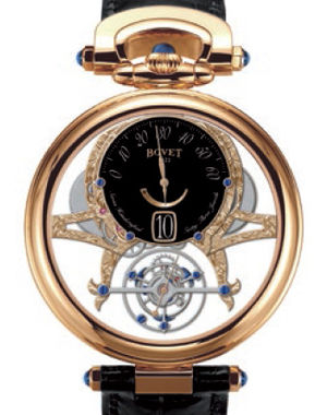 Bovet Fleurier Amadeo Grand Complications AIVI001