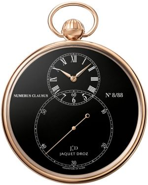 J080033003 Jaquet Droz JD Pocket watch