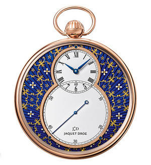 J080033040 Jaquet Droz JD Pocket watch