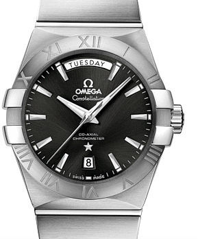 Omega Constellation 38 mm 123.10.38.22.01.001