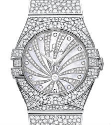 123.55.27.60.55.010 Omega Constellation Lady