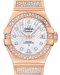 123.55.27.20.55.004 Omega Constellation Lady