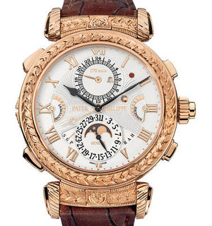 Patek Philippe 175th Commemorative Watches 5175R-001