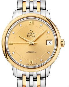 Omega De Ville Prestige 424.20.33.20.58.001