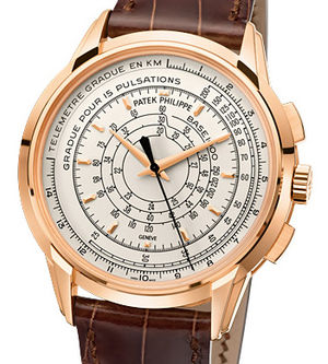 Patek Philippe 175th Commemorative Watches 5975R-001